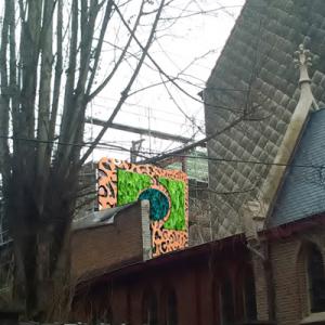 verticale tuin Artois